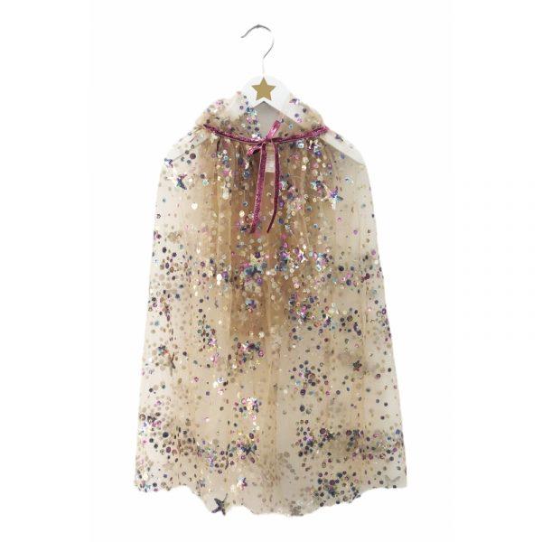 Ratatam embroidery cape dress up
